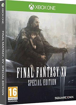 XBOX ONE FINAL FANTASY XV EDICIÓN ESPECIAL NUEVO