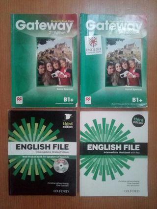Libros de inglés B1