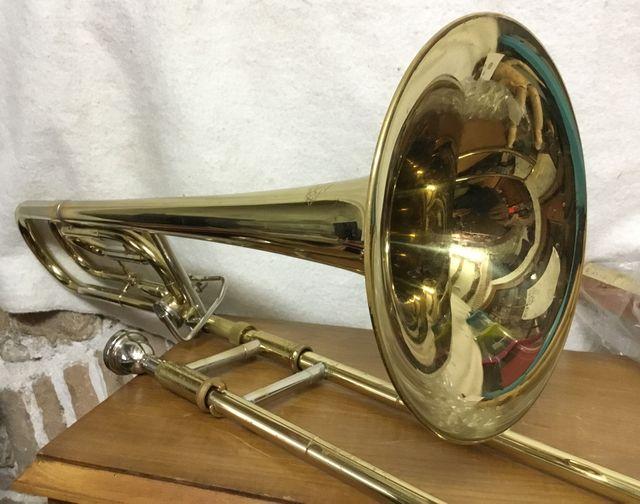 Trombón de varas J.Michael + Funda