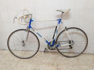 bicicleta de carretera clasica