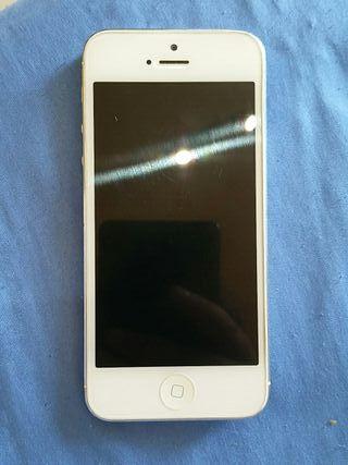 b23df75d4b6 Iphone 5c blanco de segunda mano en WALLAPOP