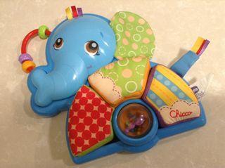 Juguete Bebé Marca chicco Elefante Educa
