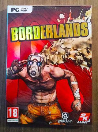 Borderlands para PC. ¡¡¡PRECINTADO!!!