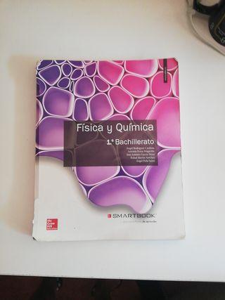 libro física y química 1°bach