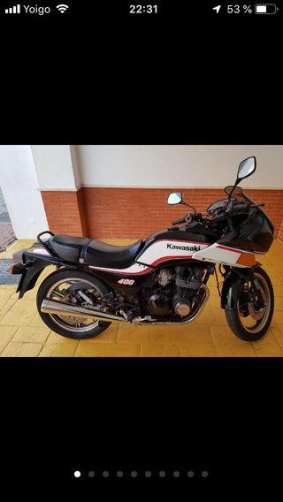 Kawasaki GPZ 400 F II