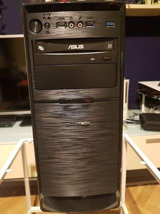Torre ordenador pc sobremesa