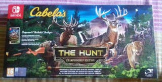 Cabela's the hunt championship edition