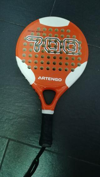 raqueta de paddle