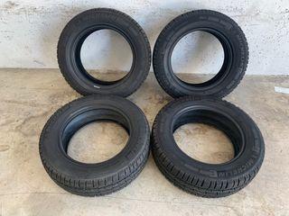 4 neumáticos invierno 205/65/16C 107/105