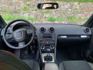 Audi A3 2007 sportback 2.0TDI quattro