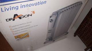 Radiador Delonghi Dragon 3. 2500W