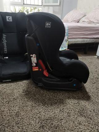 silla niño para coche