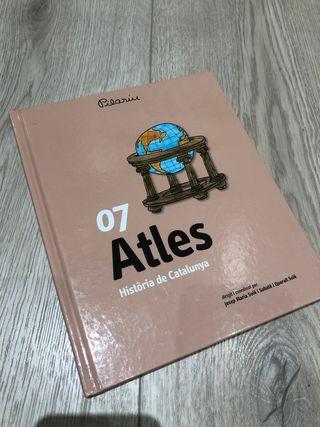 Libro Atles (Historia de Catalunya)