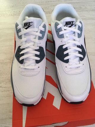 Zapatillas Nike Air Max de segunda mano en Burgos en WALLAPOP
