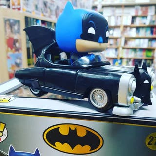 funko pop batmovil