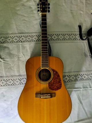 Guitarra Acústica Corg EARTH 200 NAT
