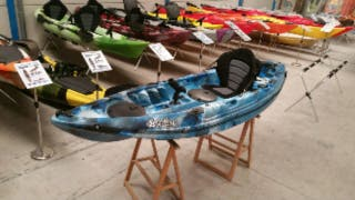 kayak de pesca pro
