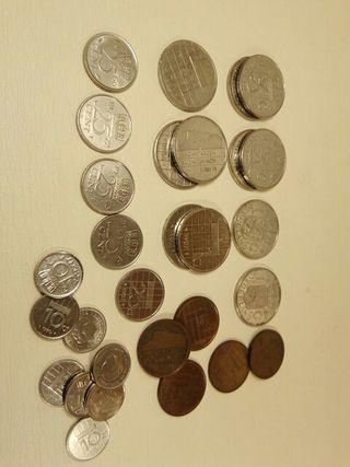 monedas Holanda