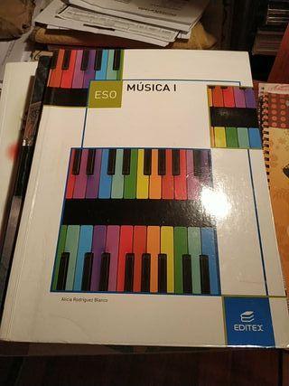 libro Música I Secundaria