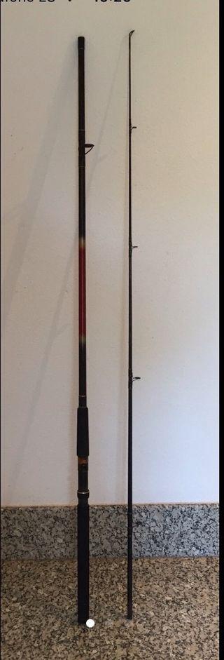 CAÑA DE PESCA 20 - 80 Gramos - 3 metros