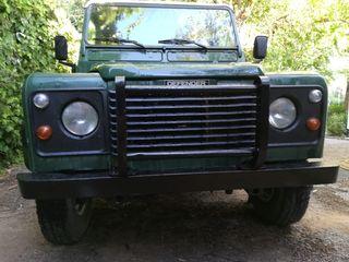 Land Rover Defender 1996 aire acondicionado