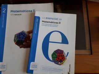 matematicas II 2° bach