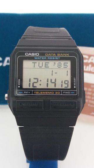 Casio Año Set Completo 31 Modulo Reloj Db 871 Segunda Mano De Por 85 OiuwPZTkX