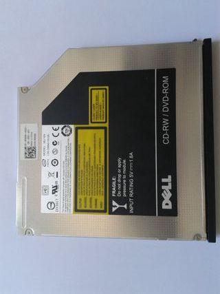 Unidad de Disco Dell CD-RW/DVD-ROM SATA MU10N