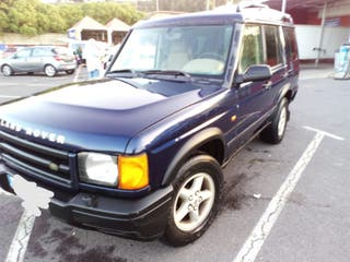 Land Rover Discovery Sport 2002