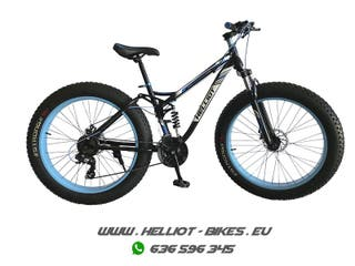 Bicicleta Fat bike Helliot extreme
