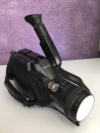 Cámara de vídeo VHS Panasonic NV-G120