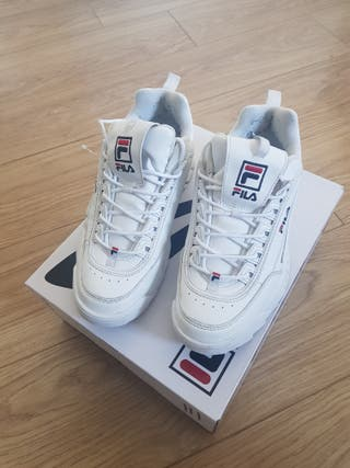 Filas disruptor 2 size UK 8