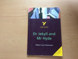 Dr. Jekyll and Mr. Hyde York Notes 9780582368262