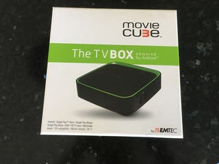 Tv Box Movie Cube Emtec