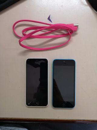 2ed7b32db9d Iphone 5c 32 Gb de segunda mano en WALLAPOP