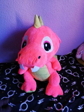 peluche dragón grande