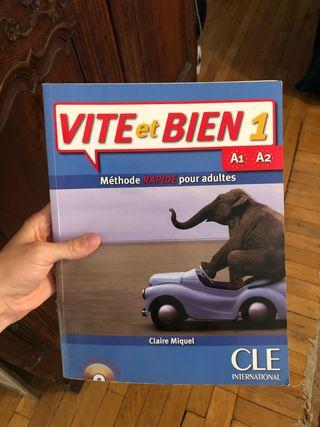Livre A1 A2 Français