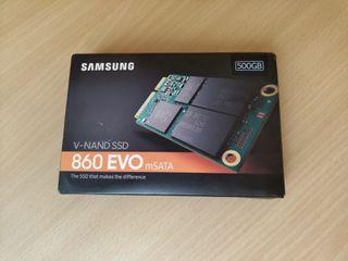 SSD 500GB Samsung 860 EVO mSATA PRECINTADO