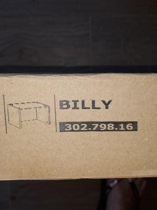 Altillo, estantería billy Ikea.