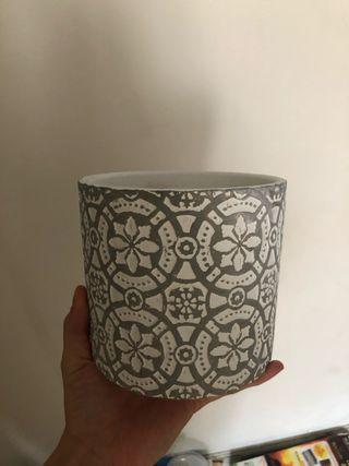 Pot ethnique ceramique