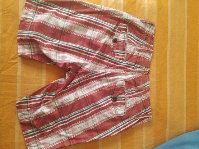 Bermudas Jack&Jones rayas hombre chico Talla 40