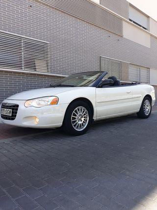 Chrysler Sebring 2004 CABRIO CON 90000 KM COCHE AMERICANO