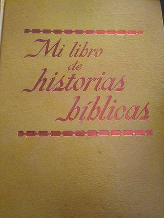 mi libro de historias bíblicas 1978
