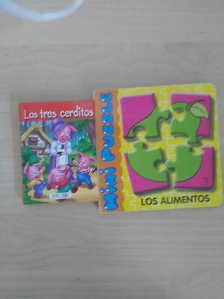 libros de bolsillo para niños.