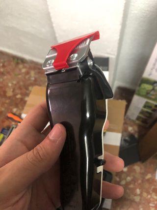 Wahl Super Taper - Maquina cortapelos, cuchillas