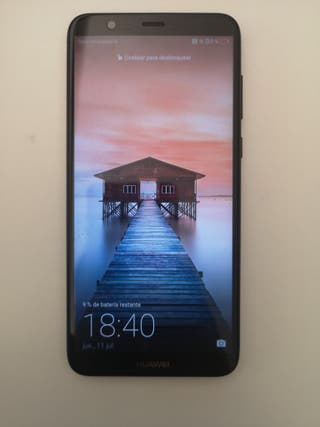 Huawei P Smart 32 GB Negro Libre