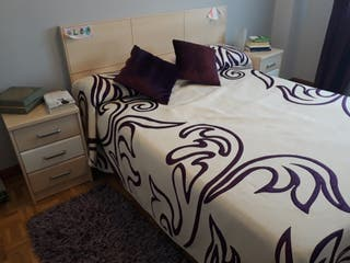 Colcha reversible cama 150