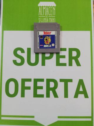 JUEGO ASTERIX PARA GAME BOY!!!GARANTIA!!!
