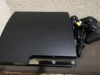 PS3 SLIM + 9 JUEGOS