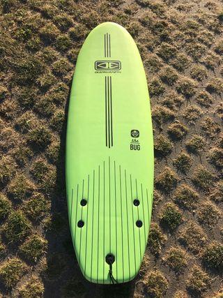 Tabla de surf para niño